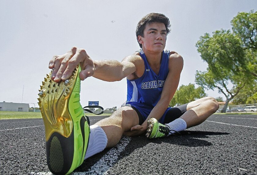 CdM's Hardy finishes strong