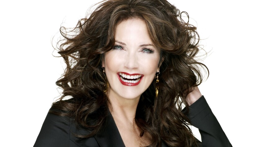 """Lynda Carter, who starred on """"Wonder Woman"""" in the '70s, will join the """"Supergirl"""" cast."""