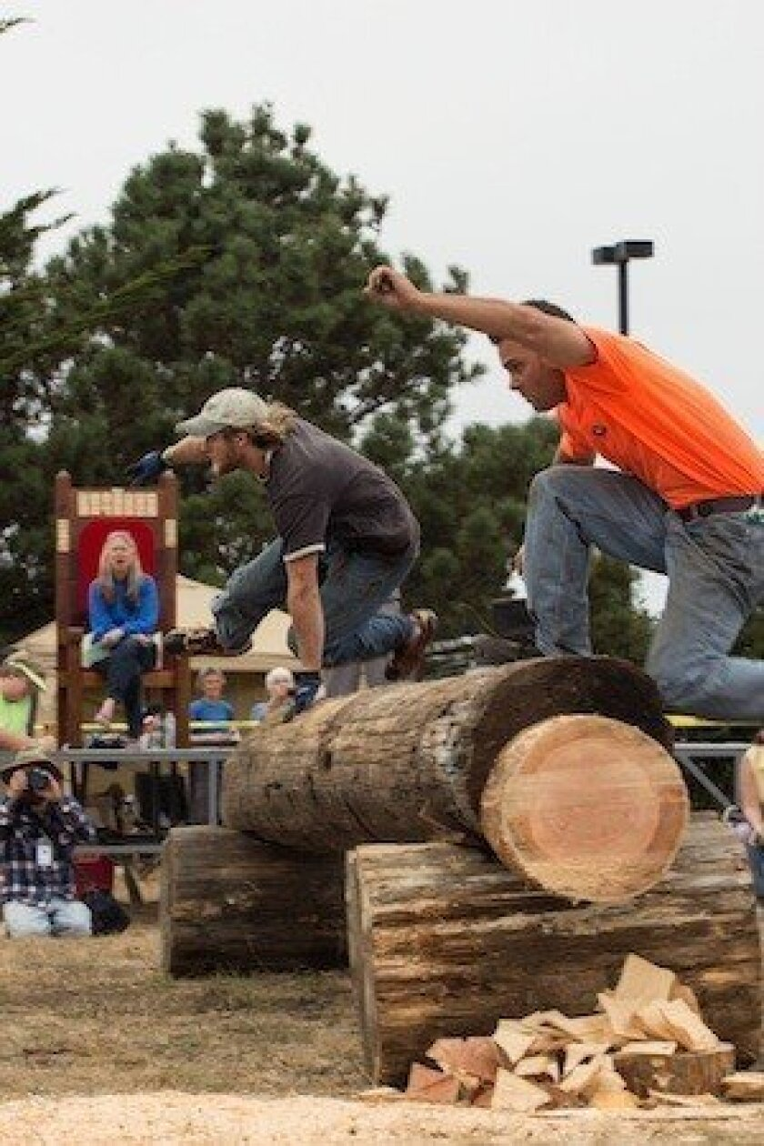 Daily Deal: Labor Day 2013 at Fort Bragg greets Paul Bunyan types