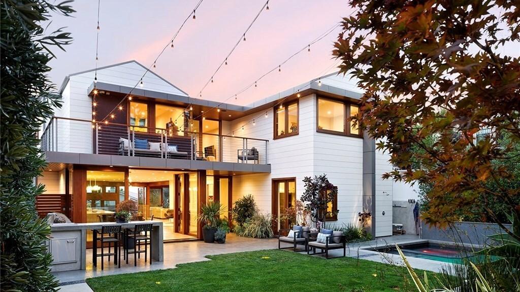 Jim Mora's Manhattan Beach home