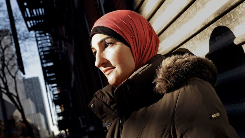 Linda Sarsour, a main organizer of the 2017 women's marches, will be taking part in this year's event in Las Vegas.