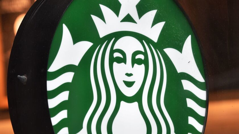 """Starbucks said it takes the video of the Torrance incident """"and the commentary surrounding it"""" seriously."""