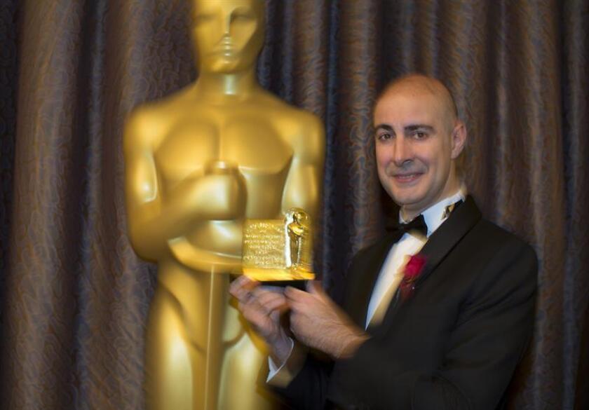 Se trata del primer Óscar técnico que recibe un español en esta categoría. EFE