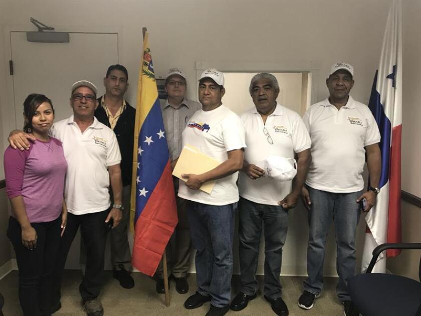 Exiliados venezolanos piden a España y Panamá no enviar embajadores a Caracas
