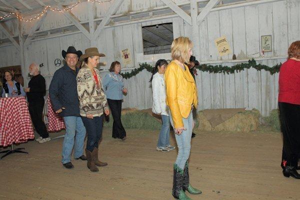 The Osuna Ranch Barn Dance