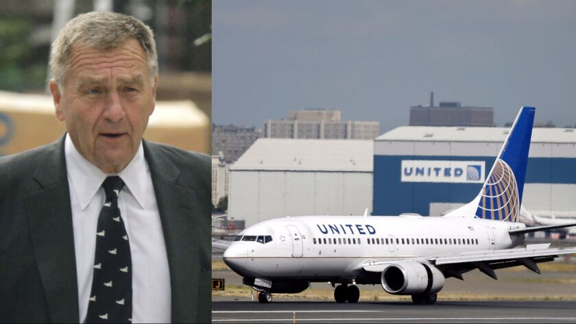 David Samson and United Airlines