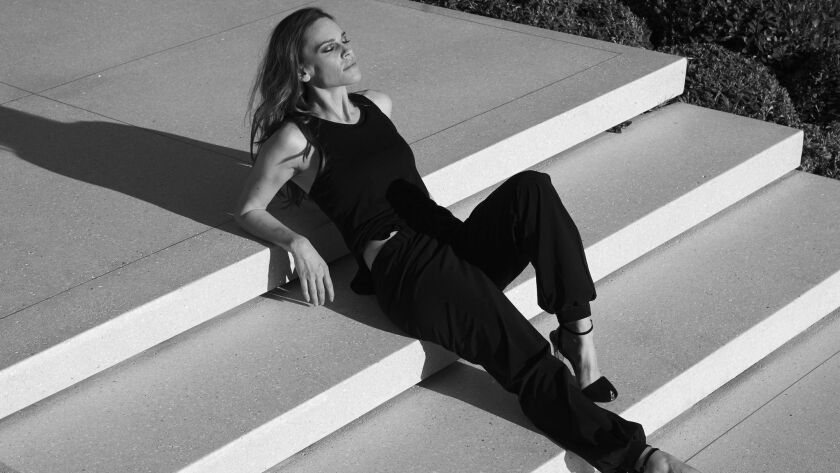 Hilary Swank's year-old fashion brand, Mission Statement, recently debuted at Nordstrom.