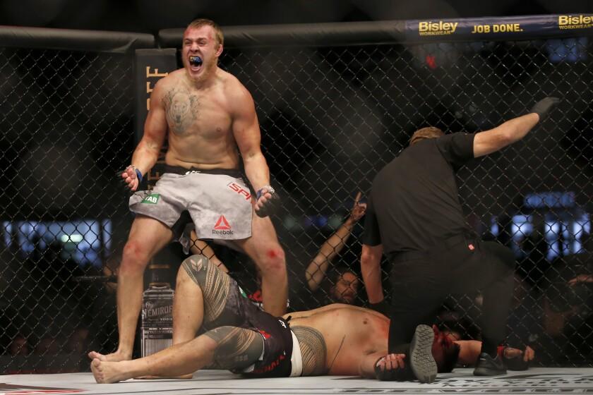 UFC 243 live updates: Robert Whittaker vs. Israel Adesanya
