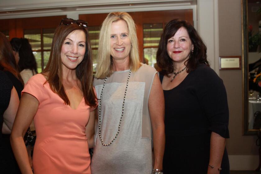 Michelle Kearney, Michelle Lanuti and Michelle Wiseman