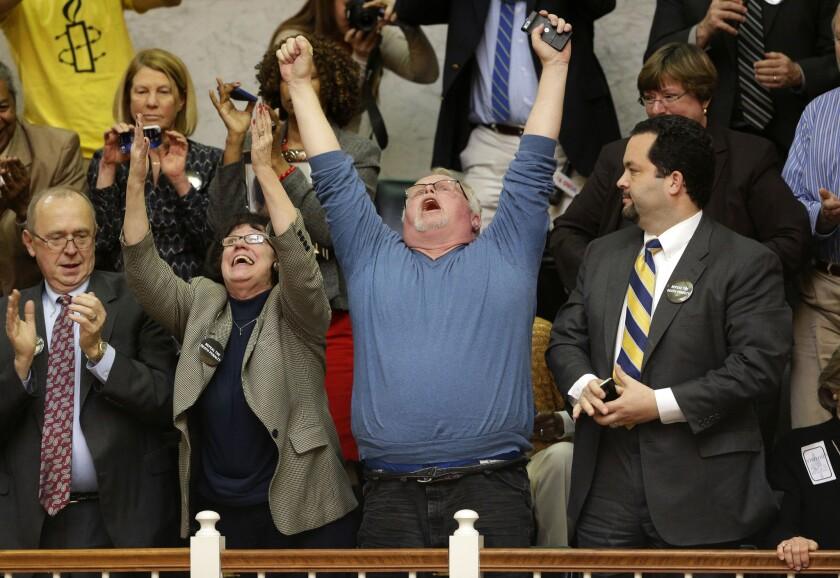 Maryland Legislature votes to end capital punishment
