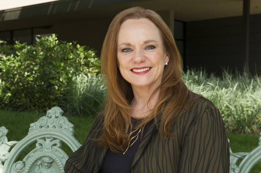Christine McCarthy, a 15-year veteran of the Burbank entertainment giant, is Disney's first female CFO.