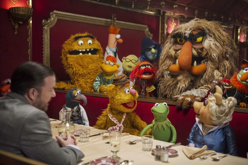 "The Muppets, seen in 2014's ""Muppets Most Wanted,"" are scheduled to appear in the 2016 Macy's Thanksgiving Day Parade."