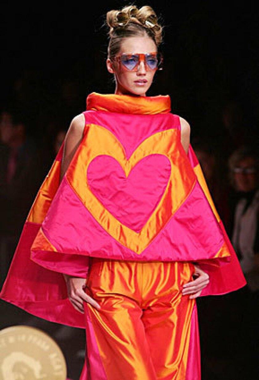 Fashion Designer Los Angeles Times