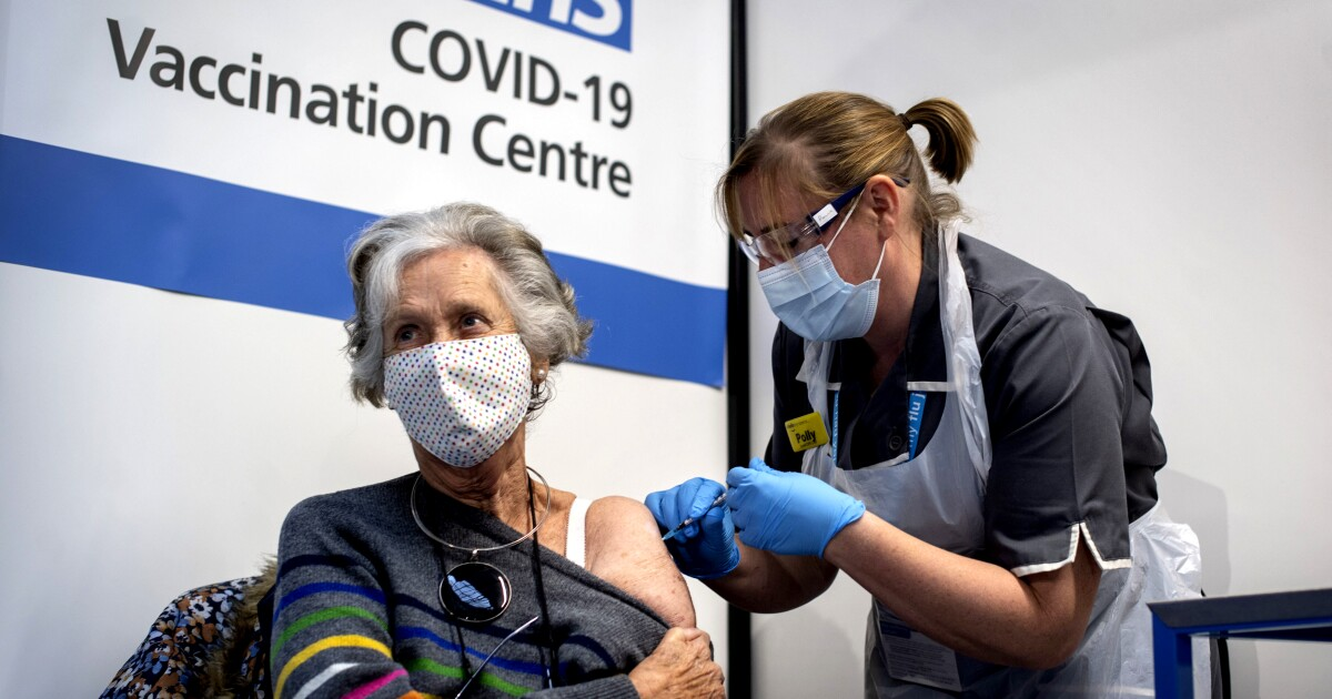 Single shot of two-dose COVID-19 vaccine can prevent serious illness and death