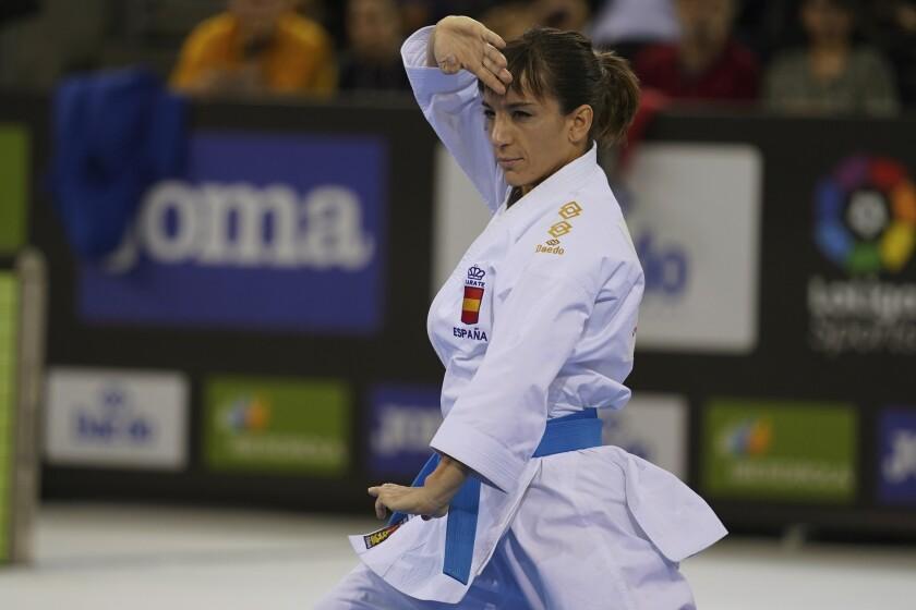 Spain Karate Stubborn Sanchez
