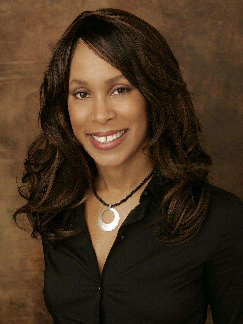 This undated photo provided by ABC shows, President, ABC Entertainment Group, Channing Dungey in Burbank, Calif. ABC Entertainment Group President Paul Lee has decided to leave, the network announced Wednesday, Feb. 17, 2016. His successor is Dungey, who has been ABC Entertainment Group's executive