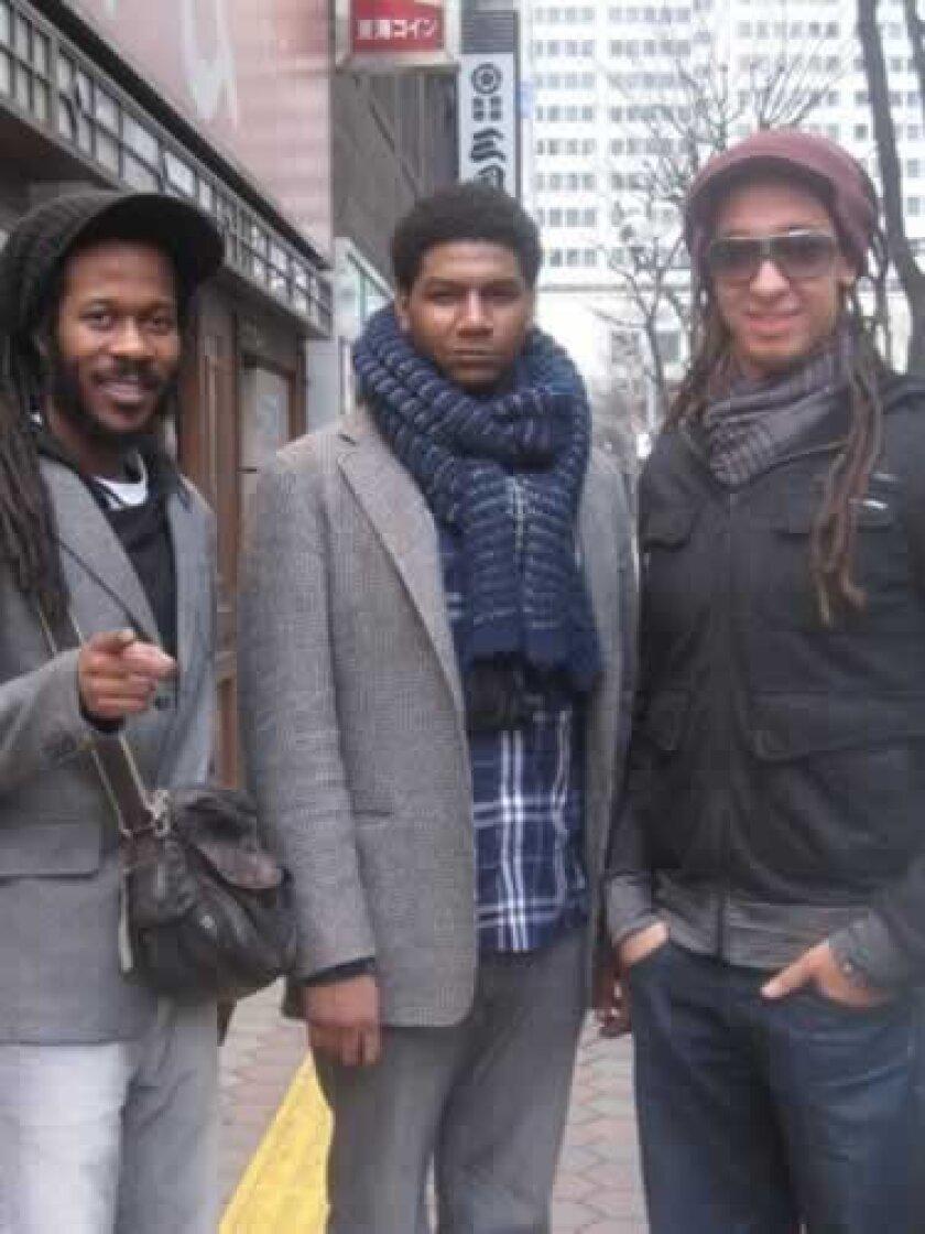 Gerald Clayton Trio. Courtesy