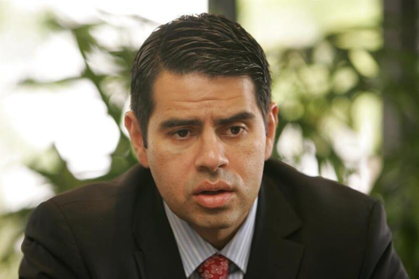 César Conde, presidente ejecutivo de NBCUniversal Telemundo Entreprises. EFE/Archivo