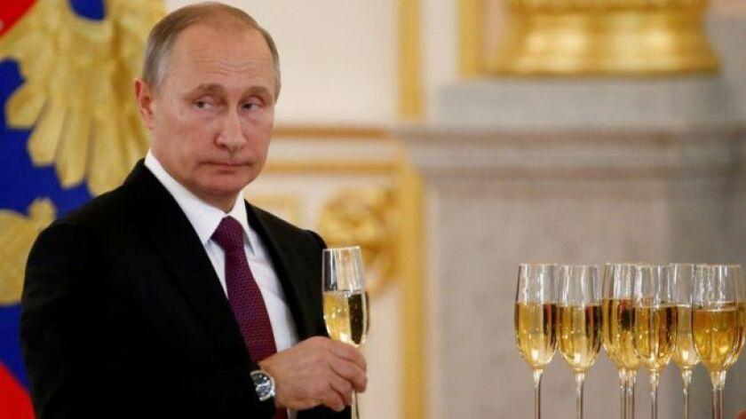 No son pocas las voces que señalan que la órbita de influencia de Putin creció en la última semana.