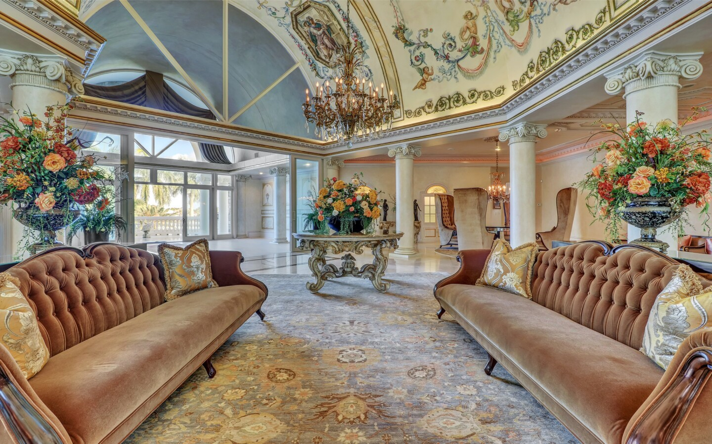 Bob Turley's former Florida mansion