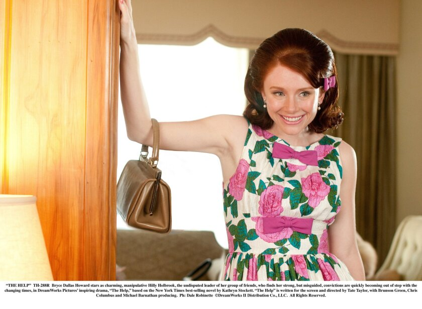 Bryce Dallas Howard stars as charming, manipulative Hilly Holbrook, the undisputed leader of her group of friends. Photo: Dale Robinette/DreamWorks II Distribution Co., LLC.