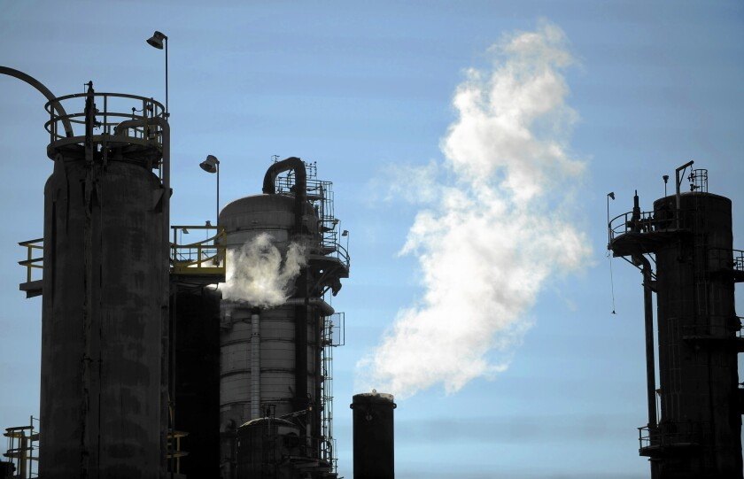 Since the Feb. 18 explosion, Exxon Mobil has run the Torrance plant at less than 20% of its normal capacity