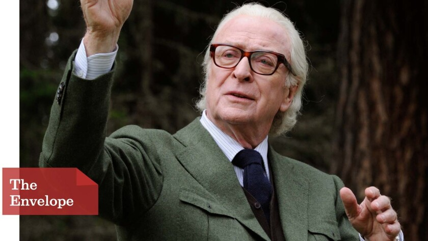 """Michael Caine in """"Youth"""""""