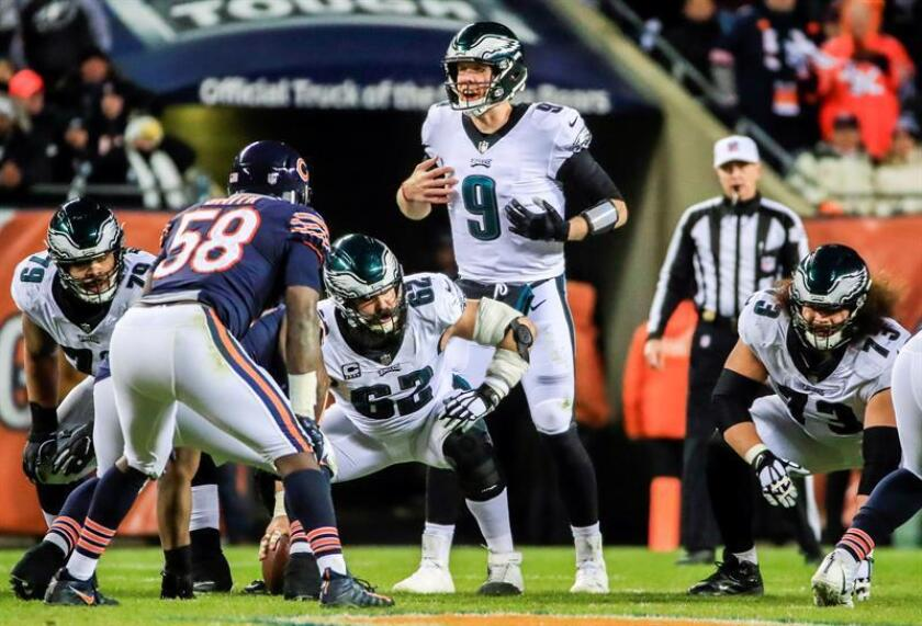 El duelo entre los Bears de Chicago y los Eagles de Filadelfia, actuales defensores del título de Super Bowl LII, dentro de la NFC, fue el partido más visto con un promedio de 35,86 millones de televidentes, nueva en la historia de las trasmisiones de la cadena de televisión NBC en un partido de comodines. EFE
