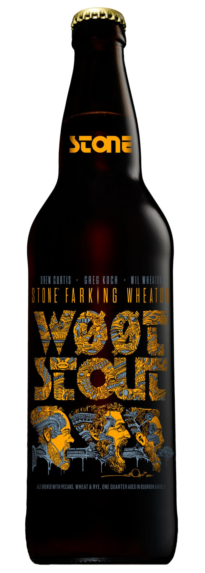 W00tstout Beer. (Courtesy photo)