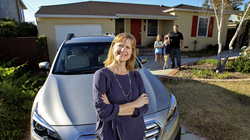 When Heather Milne Barger of La Mesa bought a new 2017 Subaru Outback, she paid well below sticker price and got a zero-interest loan – a good example of the kind of deals automakers are making as they try to keep attracting customers to showrooms.