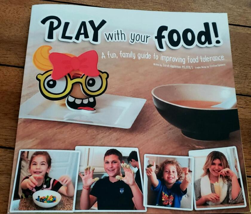 """Play with Your Food"" is La Jolla resident Sarah Appleman's second book."