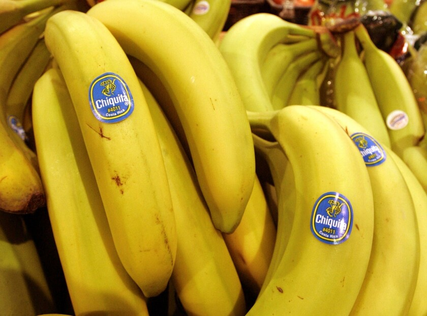 If it seems that there's little variation in banana prices, there's a reason for that.