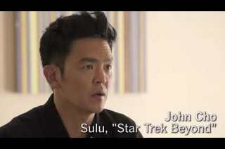 'Star Trek Beyond's' Zoe Saldana, John Cho and director Justin Lin reveal the ongoing mission of inclusion and representation