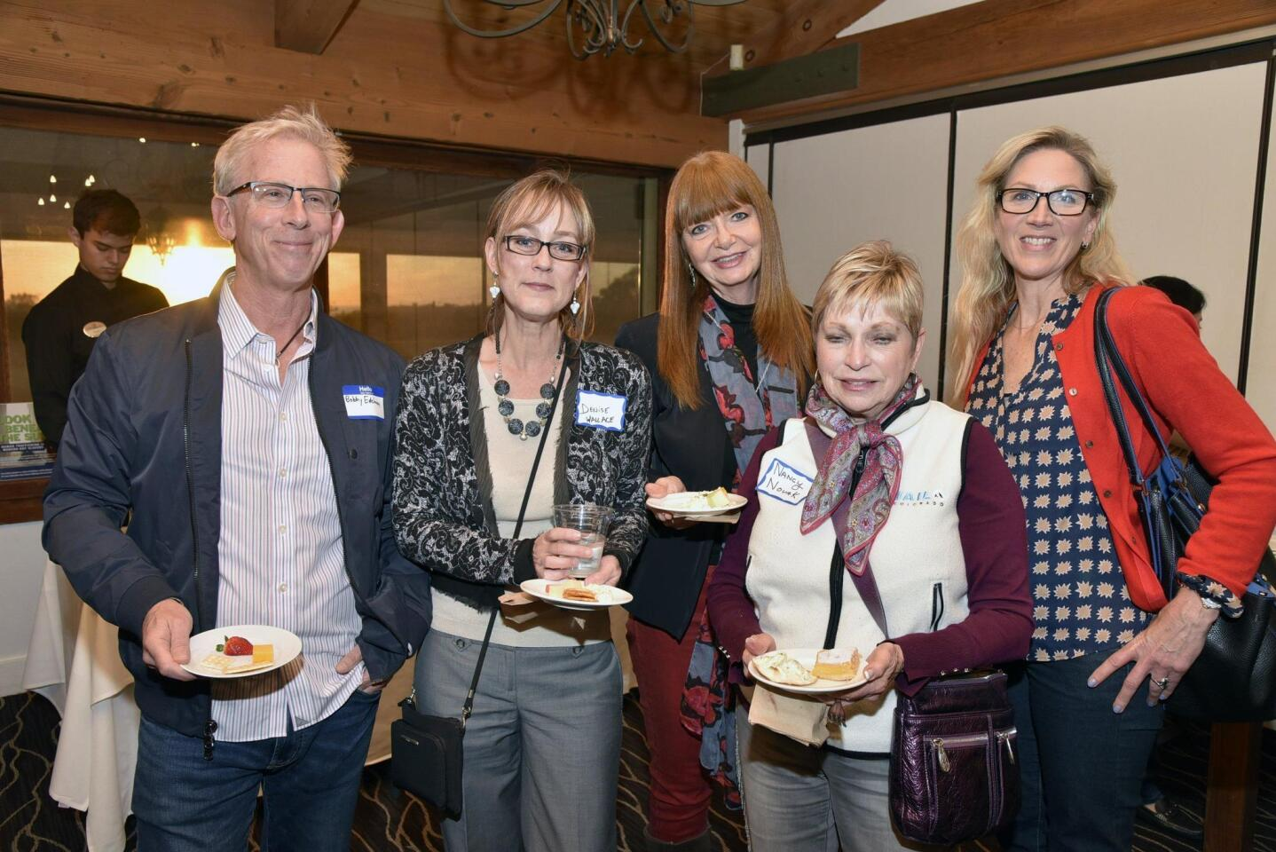 RSF Democratic Club hosts panel on reducing human trafficking