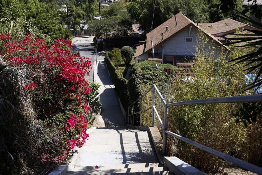 L.A. Walks: Edendale Red Car trolley line