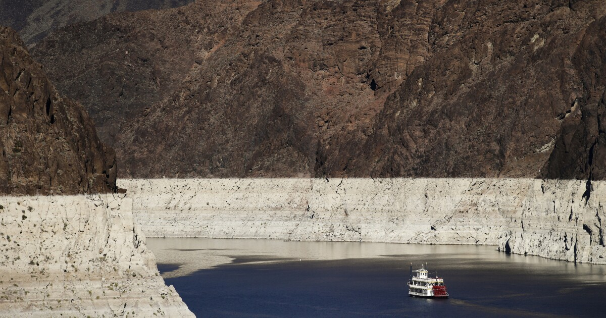 Here are some things to know about the extreme drought in the Western U.S.