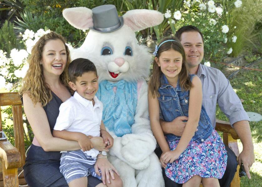 The Van Hoose family