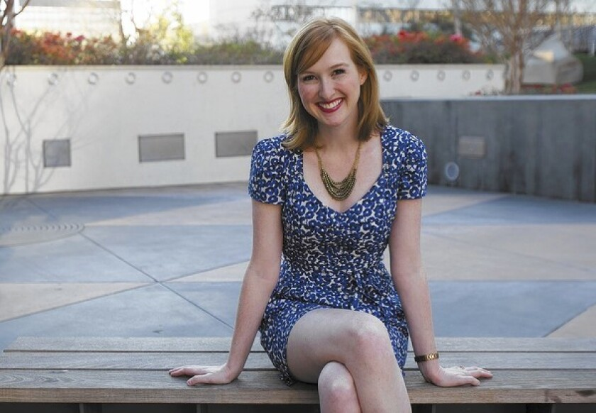 "Orange County native Erin Mackey will play Clara in South Coast Repertory's ""The Light in the Piazza."""