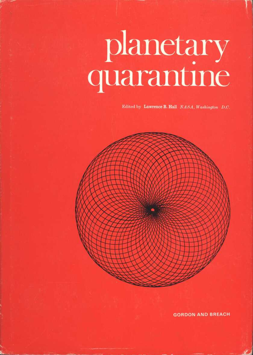 This 1971 book, picked up in a hallway giveaway, traces the history of quarantine.