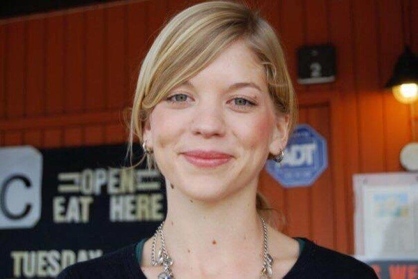 Sadie Stockalper was fatally shot by her former boyfriend last week in a double murder-suicide in Warner Springs.