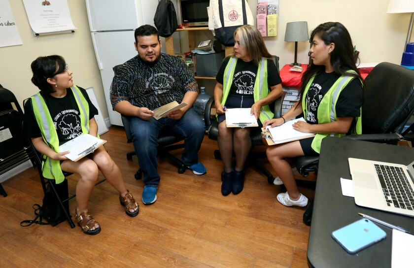 Orange County Environmental Justice project