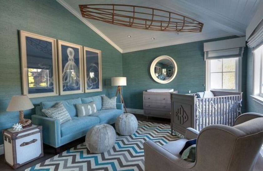 Giuliana and Bill Rancic's new nursery: Not just for baby
