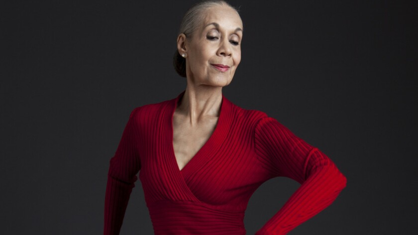 Carmen de Lavallade will perform her one-woman show Friday at the Wallis.