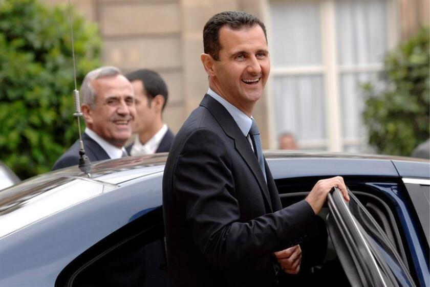 """Estados Unidos repelió hoy un ataque """"no provocado"""" de milicias partidarias del Gobierno de Bachar al Asad contra un cuartel de las Fuerzas Democráticas Sirias (FDS), aliadas de Washington en el conflicto sirio. EFE/ARCHIVO"""