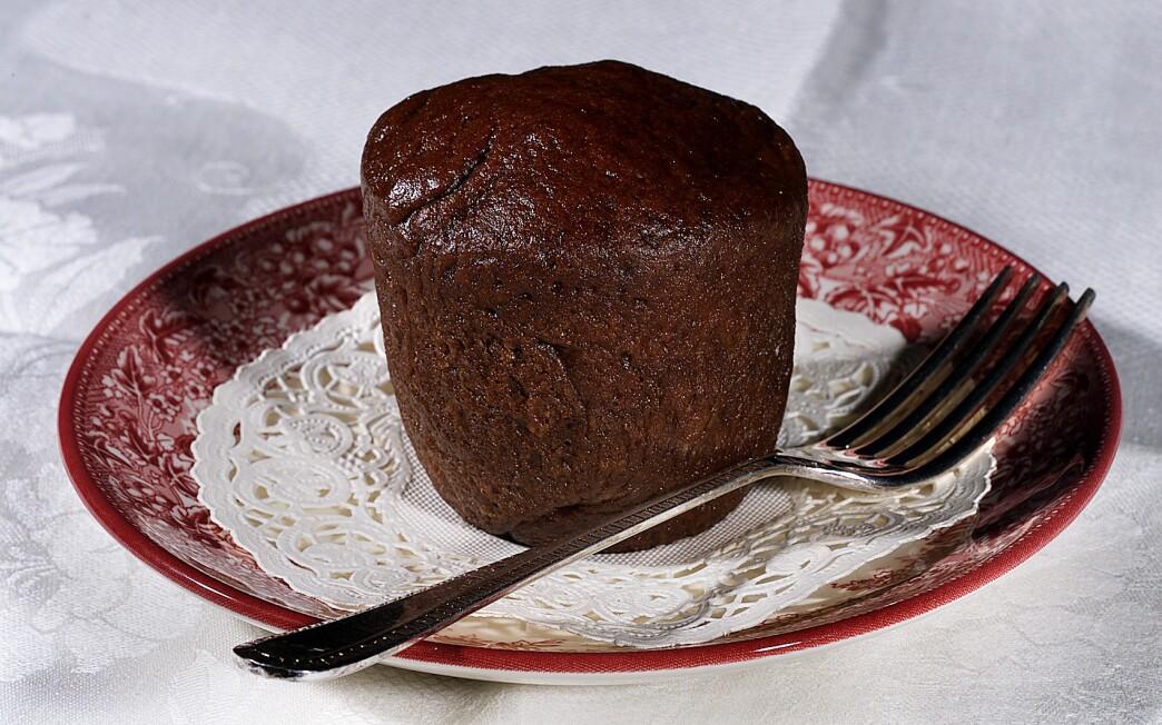 Chocolate Rum Babas
