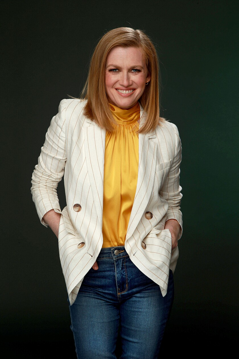 """""""THE KILLING"""" stars Mireille Enos, who played Seattle detective Sarah Linden, is back with co-star a"""