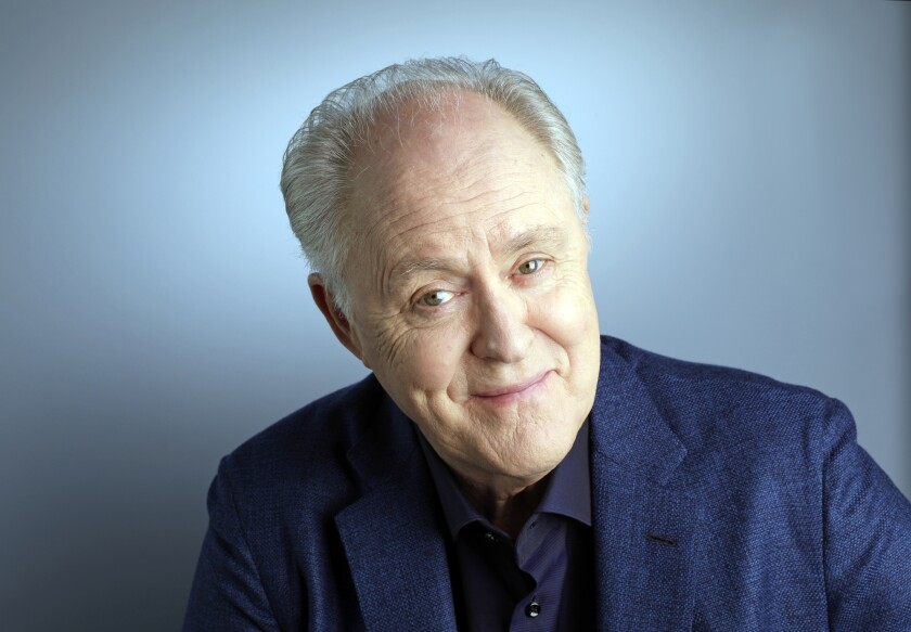 "Actor John Lithgow stars in ""Bombshell."""