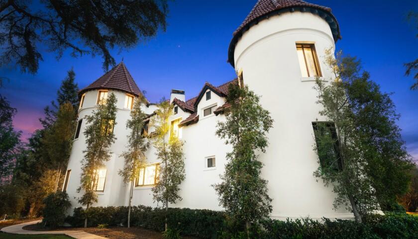 Phil Spector's Alhambra mansion