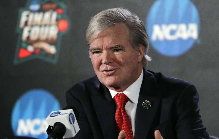NCAA President Mark Emmert has threatened to keep California universities out of NCAA Tournament play if the state's Pay for Play Act becomes law in 2023.