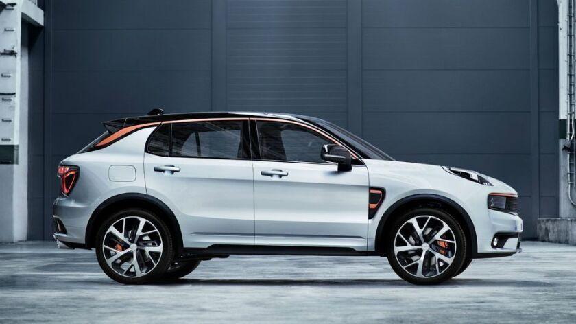El primer modelo será un SUV desarrollado con Volvo.